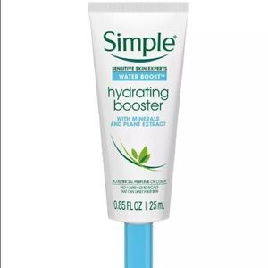 Simple Hydrating Booster for Sensitive Skin